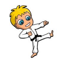 Karate od 8 do 15 let