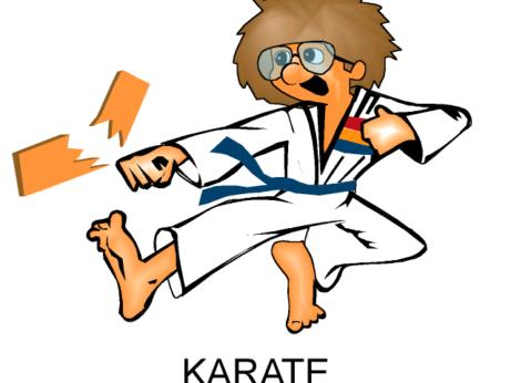 Ukázky karate