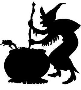 Na čarodějnice se netrénuje