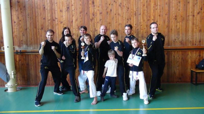 MČR v karate Goju ryu 2013