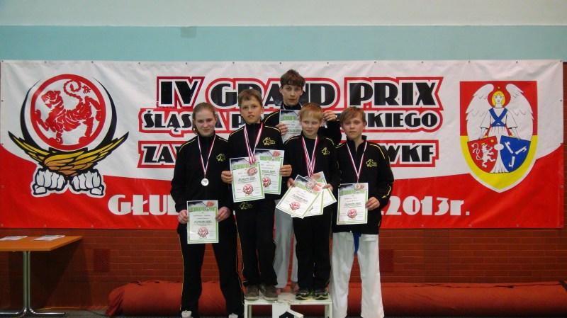 Úspěšný víkend mezinárodních soutěží v karate WKF